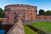 "Fort Dona (german: ""Der Dohna"") Koenigsberg — Stock Photo"