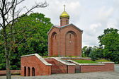 Chapel Of St. George. Kaliningrad (until 1946 Koenigsberg), Russia — Stock Photo