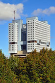 House of Soviets - famous unfinished. Kaliningrad, Russia — Stock Photo