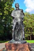 Monument to Mikhail Kutuzov. Kaliningrad, Russia — Foto Stock