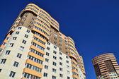Kaliningrad new buildings. Russia — Stock Photo