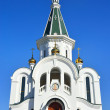Temple Of Alexander Nevsky. Kaliningrad, Russia — Stock Photo #43776609
