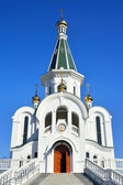 Temple Of Alexander Nevsky. Kaliningrad, Russia — Stock Photo