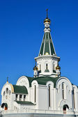 Church of Alexander Nevsky. Kaliningrad, Russia — Stock Photo
