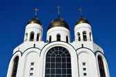 Cathedral of Christ the Savior. Kaliningrad (until 1946 Koenigsb — Stock Photo