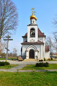 Church of the Holy Princess Olga. Kaliningrad, Russia — Стоковое фото