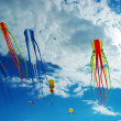 Let&#039;s fly the kite! - Foto de Stock  
