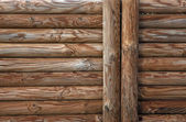 Wooden wall — Stock Photo