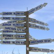 Signpost — Stock Photo #27630179