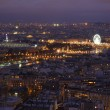 Stock Photo: Night Paris