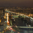 Night Paris — Foto de Stock