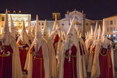 Semana Santa in Avila (Spain) Year 2013 — Stock Photo
