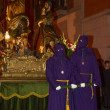 Semana Santa in Avila (Spain) Year 2013 - Stock Photo