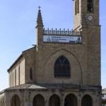 ������, ������: Jhon the Baptist Chuch Obanos Navarra Spain