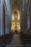 Church of the Monastery of Santa Maria la Real de Najera, La Rio — Stockfoto