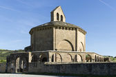Santa Maria de Eunate Church. — Stock Photo
