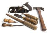 Woodworking Tools — Foto Stock