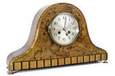 Old Table Clock — Stock Photo