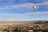 Balloon Sky of Cappadocia — Stock Photo