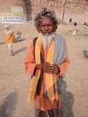 A Beggar — Stock Photo