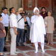 Stock Photo: Nirankari BabHardev Singh Ji Maharaj (in White dress)