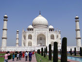 Moods of Taj-14 — Stock Photo