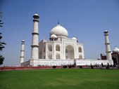 Moods of Taj-12 — Stock Photo