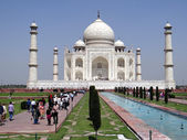 Moods of Taj-11 — Stock Photo
