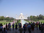Moods of Taj-2 — Stock Photo