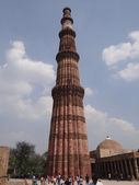 Qutub Minar view8 — Stock Photo