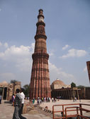 Qutub Minar view4 — Stock Photo