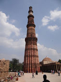 Qutub Minar view3 — Stock Photo