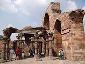 Qutub Minar & its Campus 2 — Stock Photo