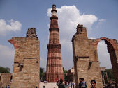 Qutub Minar complex 2 — Stock Photo