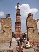 Qutub Minar complex — Stock Photo