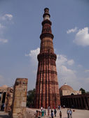 Qutub Minar 6 — Stock Photo