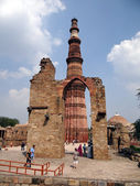 Qutub Minar 5 — Stock Photo