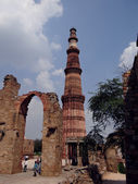 Qutub Minar 4 — Stock Photo