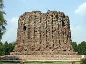The Alai Minar — Stock Photo
