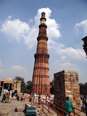 Qutub Minar8 — Stock Photo