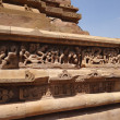 A UNESCO world heritage site, Khajuraho Temple — Stock Photo
