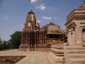 A UNESCO world heritage site, Khajuraho Temple — Stock Photo