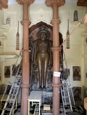 Lord Mahavir — Stock Photo