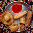 Cheese Pakoda — Stock Photo