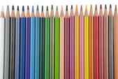 Colored pencil — Stock Photo