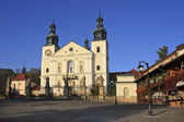 UNESCO listed sanctuary of Kalwaria Zebrzydowska near Krakow — Stock Photo