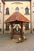 UNESCO listed sanctuary of Kalwaria Zebrzydowska near Krakow — Stock Photo
