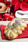 お祝いパン — ストック写真