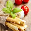 Traditional italibreadsticks — Stock Photo #40988831