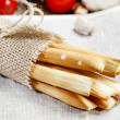Traditional italibreadsticks — Stock Photo #41354177